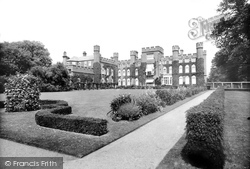 Windsor, Cumberland Lodge 1914
