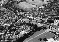 Windsor, From The Air 1964