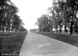 Windsor, Great Park 1937