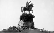 Windsor, Great Park, Copper Horse 1895