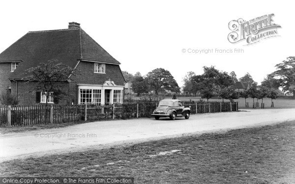 Photo of Windsor, Great Park, Post Office c.1960