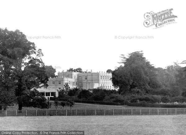 Photo of Windsor, Great Park, Royal Lodge 1937