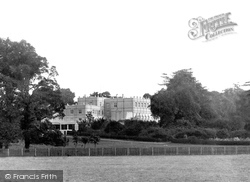Windsor, Great Park, Royal Lodge 1937