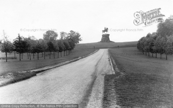 Photo of Windsor, Great Park, the Long Walk c1960