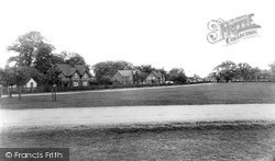 Windsor, Great Park, The Village c.1960