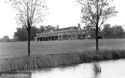 Windsor, Great Park, York Club c.1960