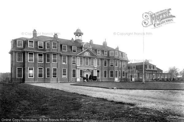 Photo of Windsor, King Edward Vii Hospital 1909