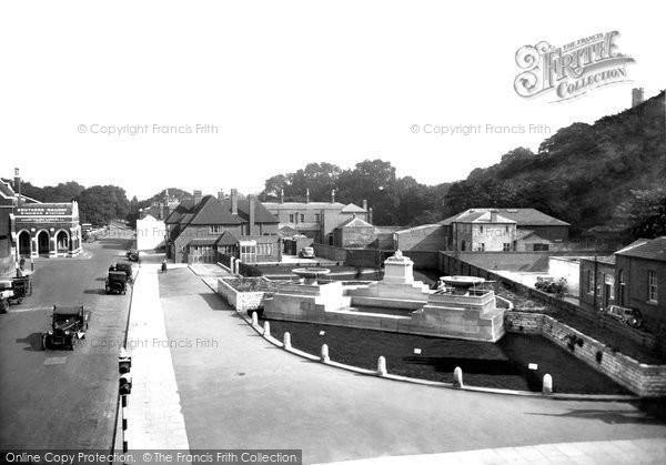 Photo of Windsor, King George V Memorial 1937