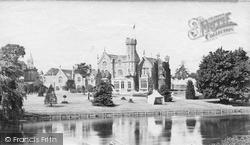 Windsor, Oakley Court, Water Oakley c.1900