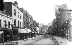 Windsor, Peascod Street 1906