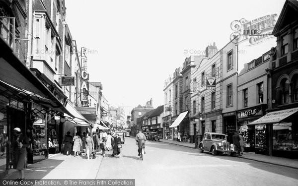 Photo of Windsor, Peascod Street 1937