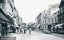 Windsor, Peascod Street 1937