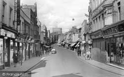 Windsor, Peascod Street 1949
