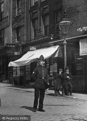 Windsor, Policeman 1895