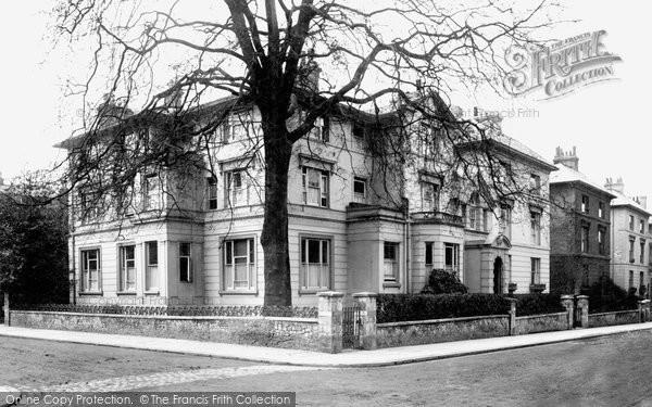 Photo of Windsor, Princess Christian's Nursing Home 1906