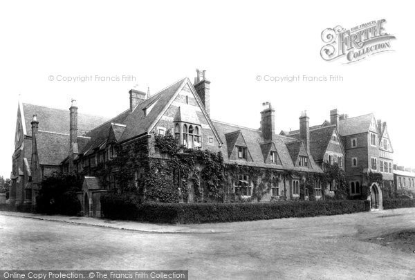 Photo of Windsor, St Stephen's College And Church 1895