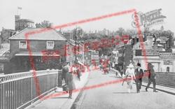 Windsor, Thames Street c.1920