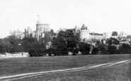 Windsor, The Castle 1895