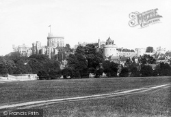 Windsor, The Castle 1895