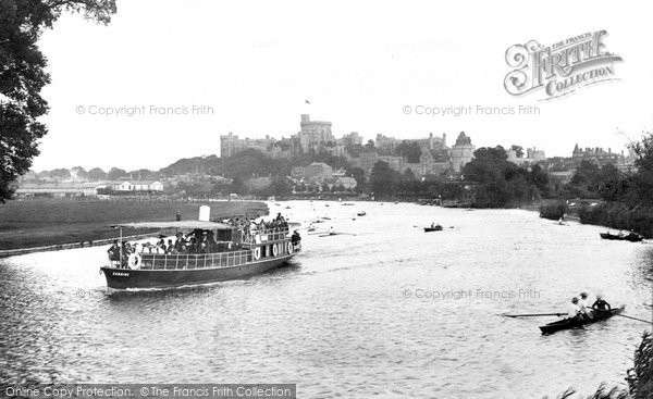 Photo of Windsor, The Castle 1914