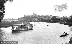 Windsor, The Castle 1914