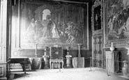 Windsor, The Castle, Audience Chamber 1895