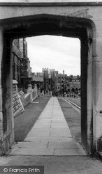 Windsor, The Castle c.1965
