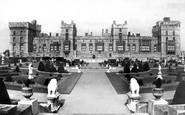 Windsor, The Castle, East Terrace 1895