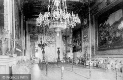 Windsor, The Castle, Grand Reception Room 1895