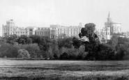 Windsor, The Castle, North Side 1890