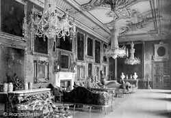 Windsor, The Castle, Van Dyck Room 1895