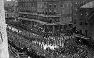 Windsor, The Funeral Of King Edward Vii 1910