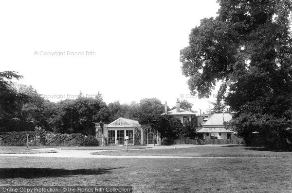 Photo of Windsor, The Park, Royal Lodge 1895