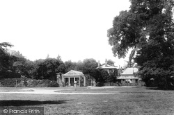 Windsor, The Park, Royal Lodge 1895