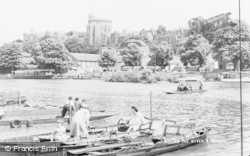 Windsor, The River c.1960