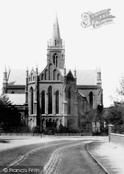 Windsor, Trinity Church 1906
