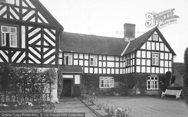 Photo of Winforton, Court c.1955