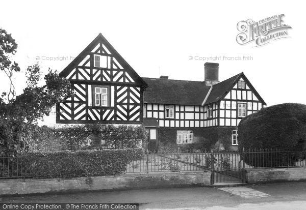 Winforton, Court c1955