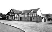 Winforton, Old Cross Restaurant (1200 AD) c1955
