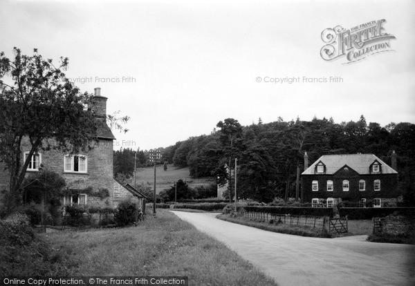 Winforton, Pauls House and Church House c1955