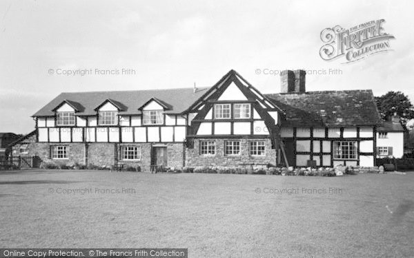 Photo of Winforton, The Old Cross Restaurant (1200 Ad) c.1955