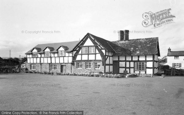Photo of Winforton, The Old Cross Restaurant (1200 Ad) c.1955