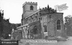 The Church c.1950, Wing