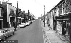 Wingate, Front Street 1969