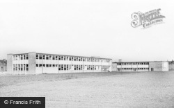 Wingate, Secondary Modern School c.1960