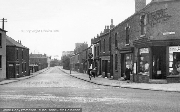 Photo of Wingates, Church Street c.1955
