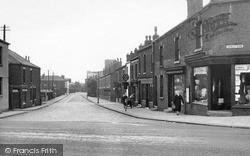 Church Street c.1955, Wingates