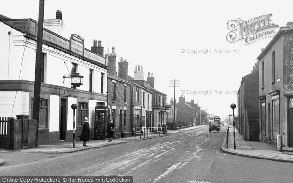 Photo of Wingates, Manchester Road c.1955