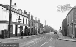 Manchester Road c.1955, Wingates
