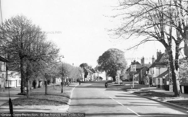 Photo of Wingham, High Street c.1960